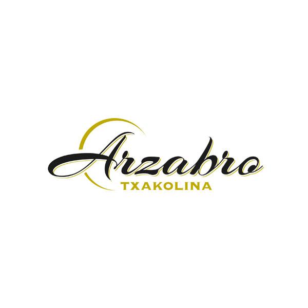 Logosímbolo de Arzabro txakolina