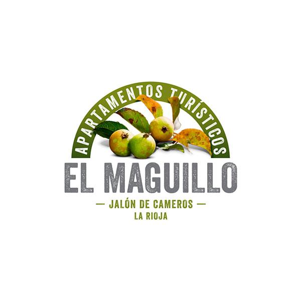 Logosímbolo de Apartamentos turísticos El Maguillo