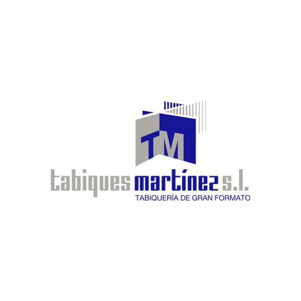 Logosímbolo de Tabiques Martínez