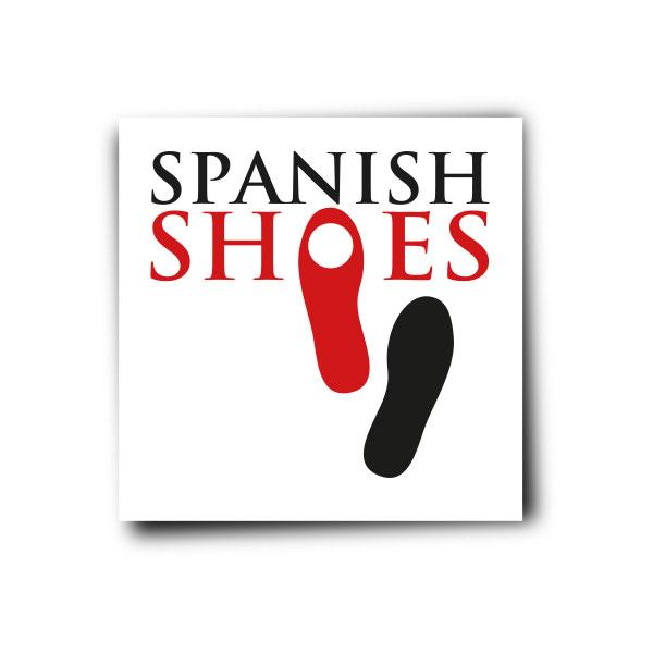 Logosímbolo de Spanish Shoes