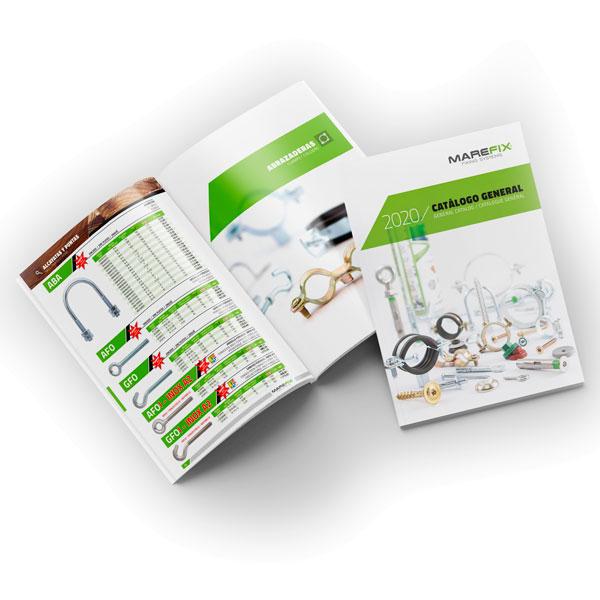 Catálogos: Marefix, Fixing Systems 2020